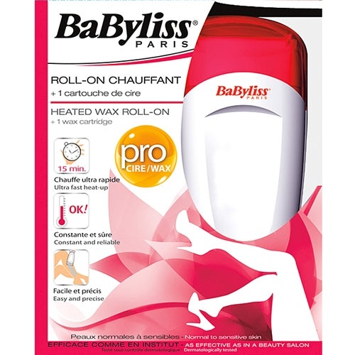 Babyliss BaByliss Heated Wax Roll-On