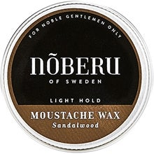 Nõberu of Sweden Light Hold Moustach Wax