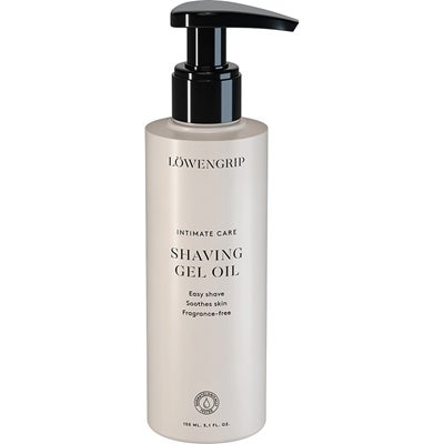 Löwengrip Intimate Care Shaving Gel Oil