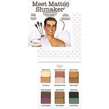 the Balm Meet Matt(e) Shmaker