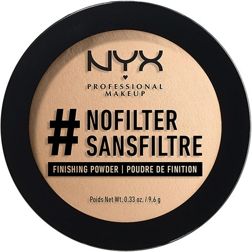 NYX Professional Makeup #Nofilter Finishing Powder