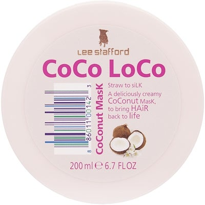 Lee Stafford CoCo LoCo Coconut Mask