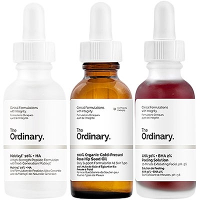 The Ordinary. The Ordinary Set of Actives - Anti-Aging