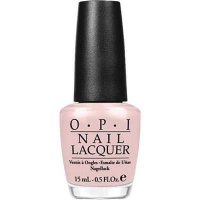 OPI Nail Lacquer, My Very First Knockwurst
