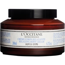 L'Occitane Aroma Relaxing Body Cream