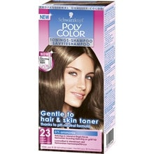Schwarzkopf Poly Color Toning Shampoo, 23 - Light Brown