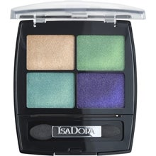 IsaDora Eyeshadow Quartet