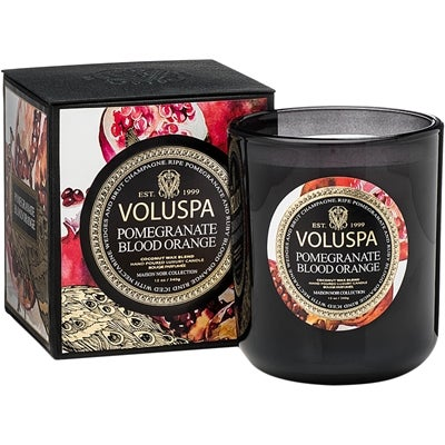 Voluspa Classic Maison Candle Pomegranate Blood Orange