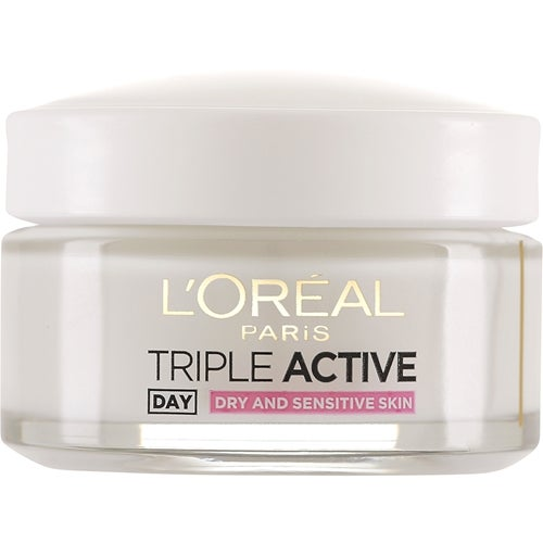 L'Oréal Paris Triple Active Day Dry And Sensitive Skin