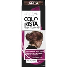 L'Oréal Paris L'Oreal Paris Colorista Temporary Hair Makeup, #DirtypinkHair for Brunettes